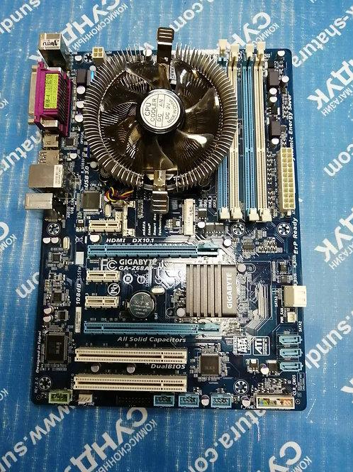 Плата Gigabyte LGA1155 GA-Z68AP-D3
