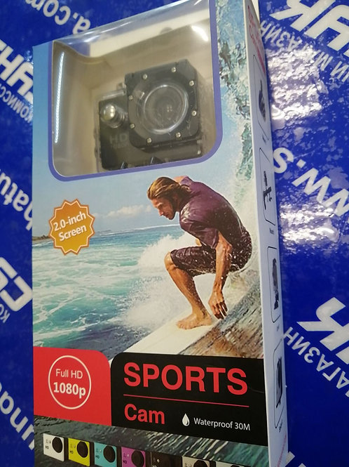 Экшн камера Sports Cam 1080p