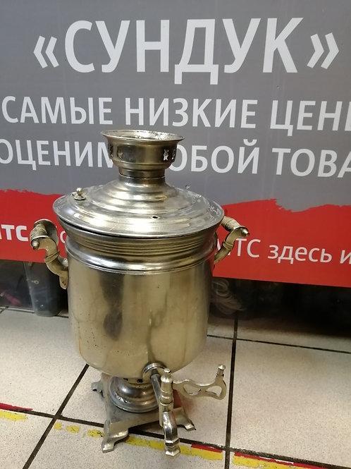 Самовар угольный, ПРОГРЕСС, СССР.