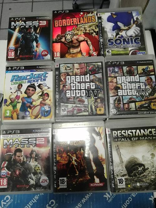 Игры для PS3 (15,03,21)