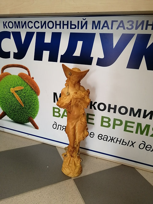 Статуэтки Дама в шляпе , Афродита , Морская