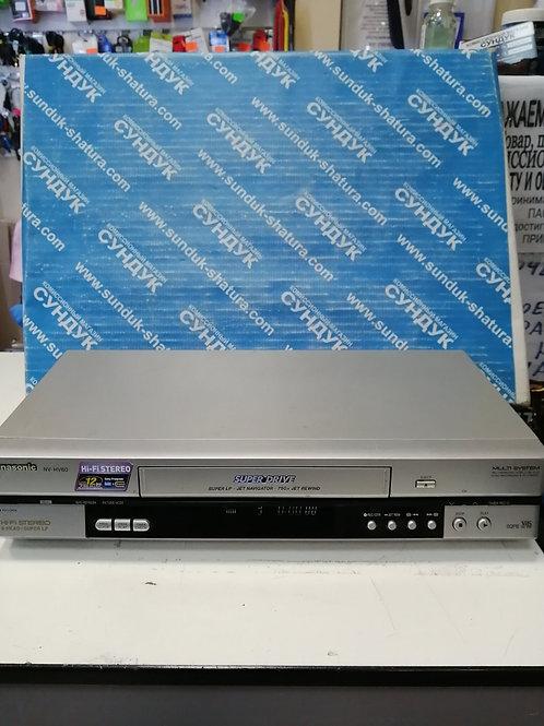 Видеомагнитофон Panasonic NV-HV60EE