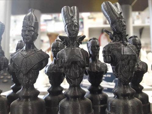 Шахматы коллекционные Фигуры Египта