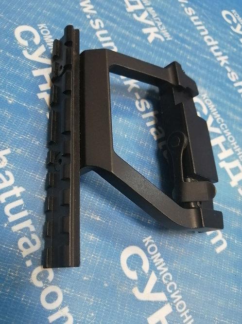Планка боковая AK, RIS быстросъемная