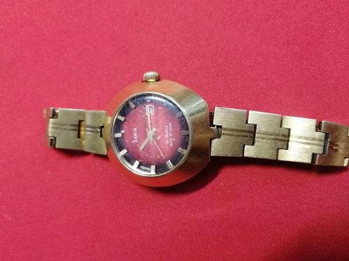 Винтажные часы Zaria (Заря) 22 камня, механика
