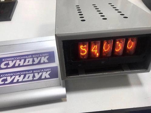 ЧАСТОТОМЕР ЦИФРОВОЙ ЩИТОВОЙ Ф246
