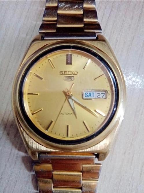 часы мужские Seiko 5 Automatic