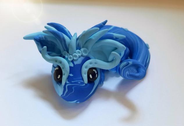 Blue sweetie