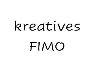 FIMO formen und bei 110°C 30 Minuten im Backofen aushärten