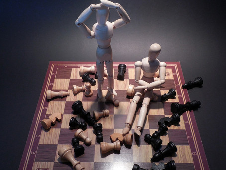 Cyber crime and planning your defence is like the game of Chess