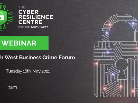 SWCRC to present at South West Business Crime Forum