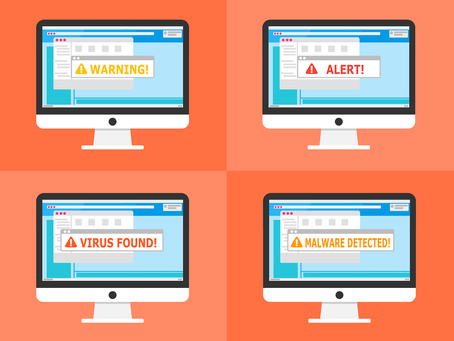 Be more #Cyberaware, 5 easy tips to help prevent malware damaging your business