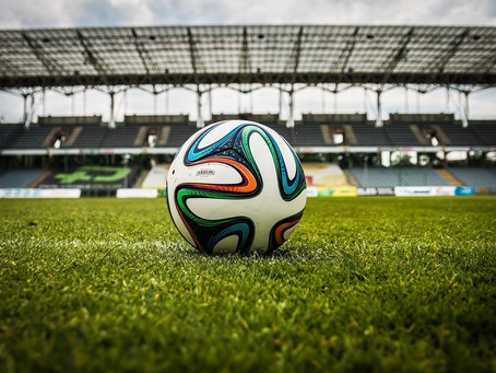 Don't give cyber criminals the win by scoring a cyber security own goal!