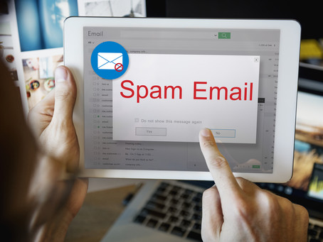 ECRC tips to help businesses spot HMRC email scams