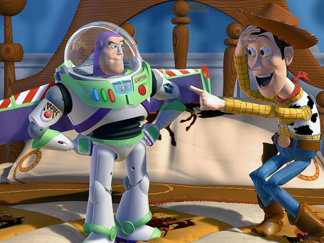 A life without Andy, Woody and Buzz – Why Data Back-Up is important for all businesses