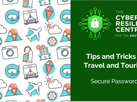4 actions you can take today to help secure your travel and tourism business