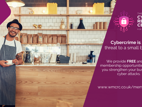 What is The Cyber Resilience Centre for the West Midlands?