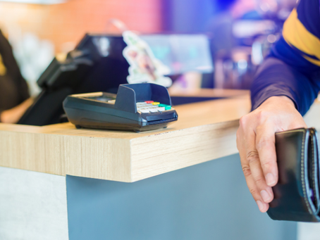 The risk to Point-of-Sale for both retail and food and beverage industries