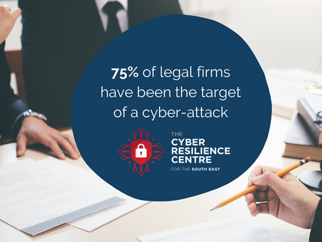 A new report reveals 75% of legal firms surveyed lost £4m of clients' money to cyber-attacks
