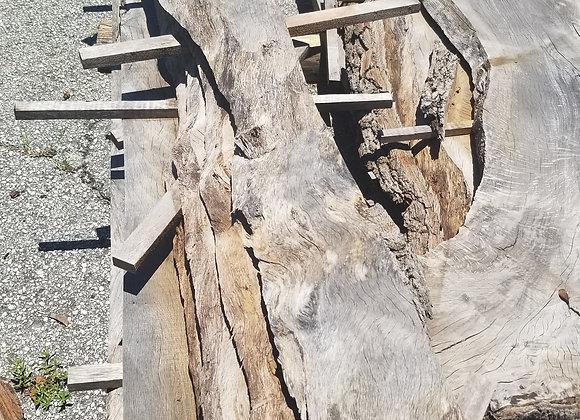 Natural Edged Oak Board
