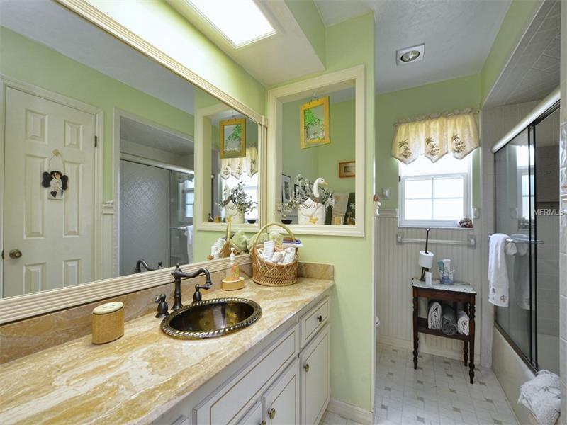 Guest Bath Before reno