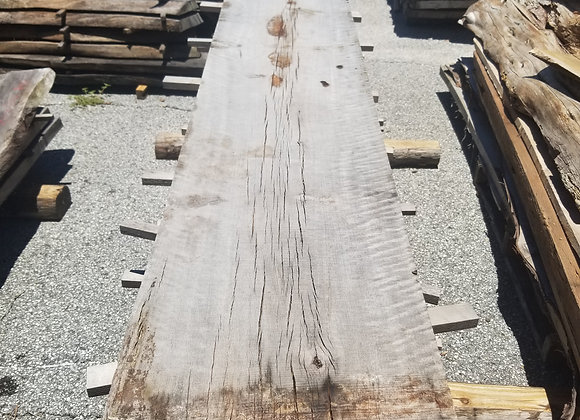 Natural Straight Edge Oak Board