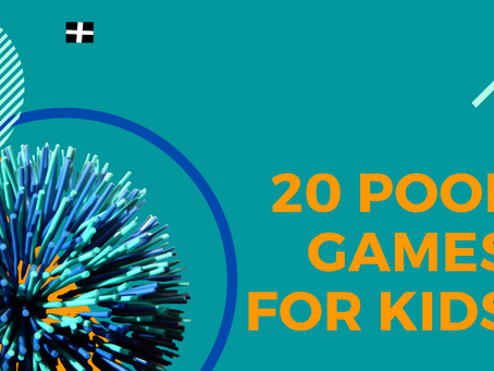 20 Pool Games For Kids