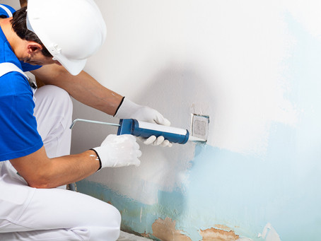 Home Maintenance: Painting and Caulking