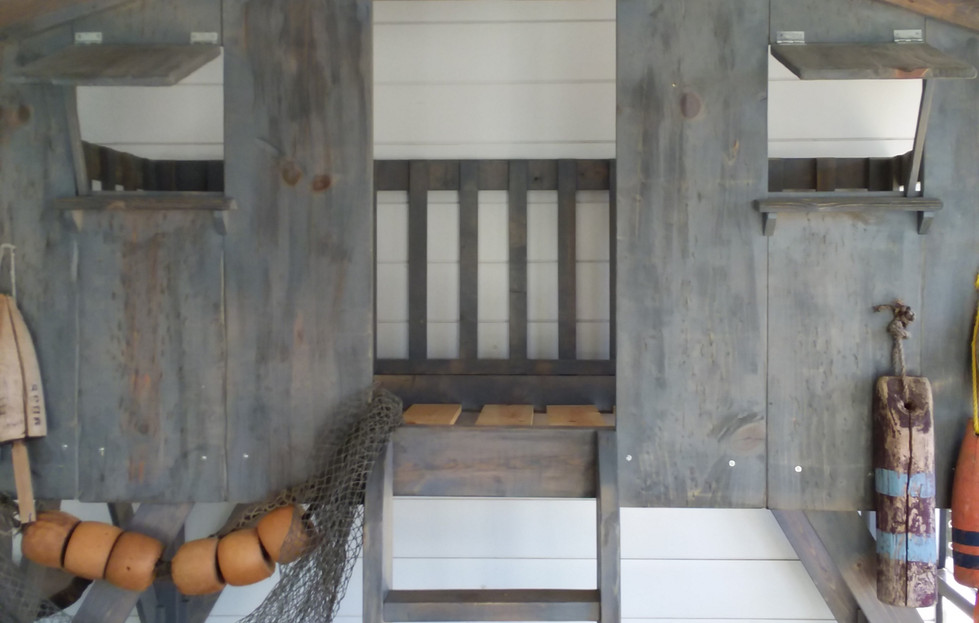 Fishing Camp Bunk Bed