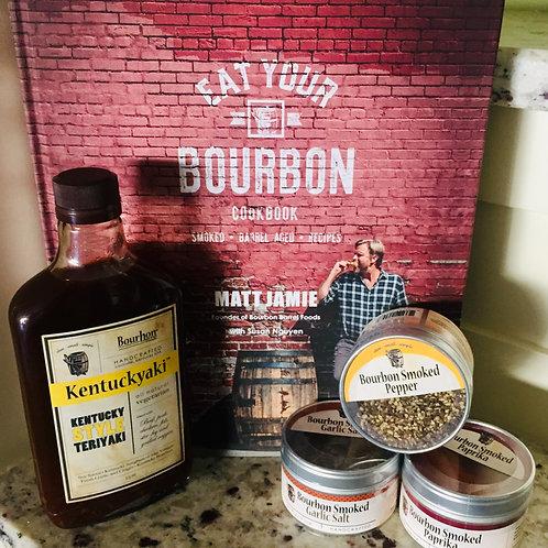 All Things Bourbon Barrel