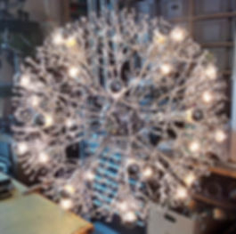 Sputnik Reggiani 1m Durchmesser