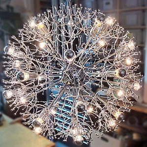 Hersteller: Stilnovo / Designlampe Sputnik Emil Stejnar