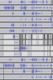 "Screen shot of fragment of ""Speak, Child"" by Sidney Bailn"