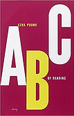 "Book cover for ""The ABC of Reading"" by Ezra Pound"