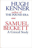 "Book cover for ""Samuel Beckett: A Critical Study"" by Hugh Kenner"