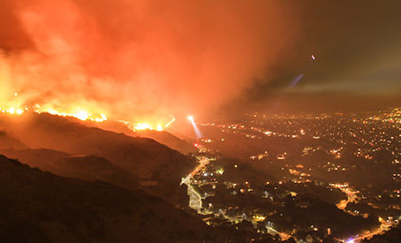 Underwriting Wildfire – Tools for the Wildfire Peril.