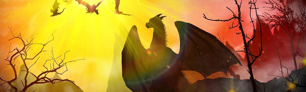 The Guardians a novel of Allentria Dragon Speaker book 1 of The Shadow War Saga by Elana A. Mugdan