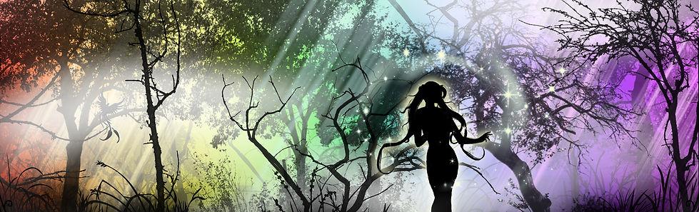 Characters of The Shadow War Saga. Keriya Soulstar in Dragon Speaker, book one of the series by Elana A. Mugdan