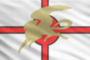 Erastate Flag Allentria from Dragon Speaker book 1 of The Shadow War Saga by Elana A. Mugdan