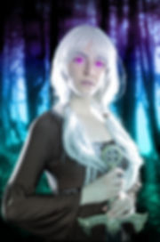 Keriya Soulstar, the protagonist of Dragon Speaker and Dragon Child, books 1 and 2 of The Shadow War Saga