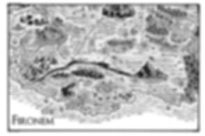 Fironem Flag map Allentria from Dragon Speaker book 1 of The Shadow War Saga by Elana A. Mugdan artwork by atelierMUSE