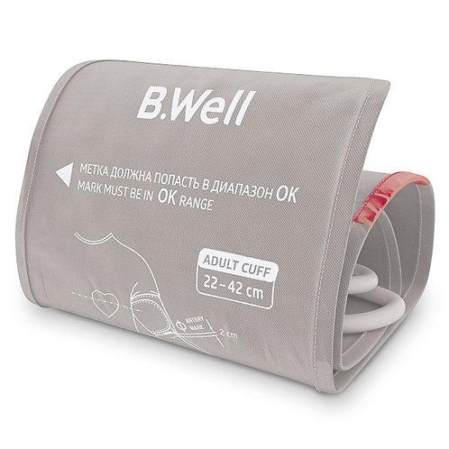 Манжета, увеличенная, B.Well WA-C-ML