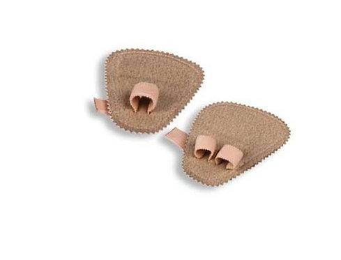 Корригирующее приспособление при молоткообразной деформации пальцев стопы