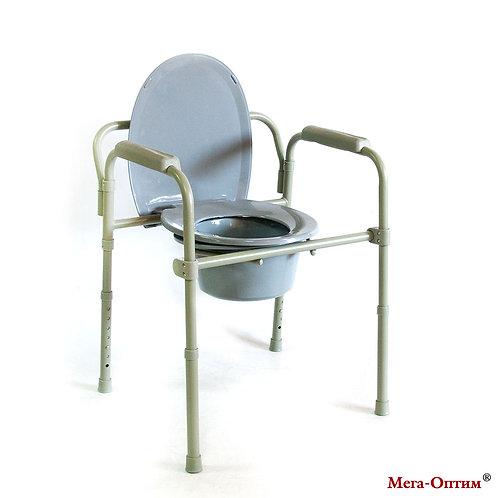 Кресло-стул с санитарным оснащением НМР-7210А