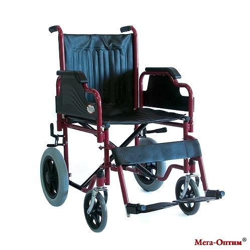 Кресло-коляска инвалидная FS 904-46 с малыми колесами Мега Оптим