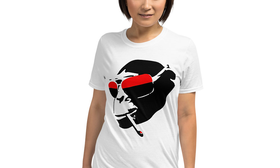 Short-Sleeve Unisex MonkeyHead T-Shirt