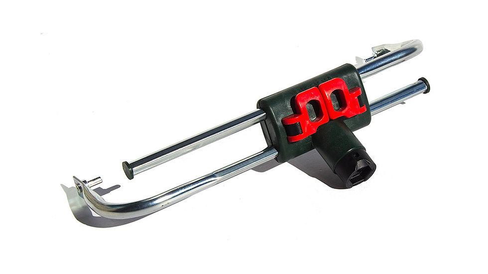 Adjustable Roller Frame