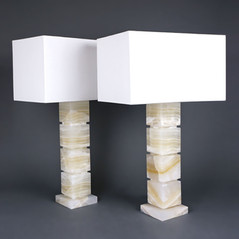 Albin Onyx Table Lamp