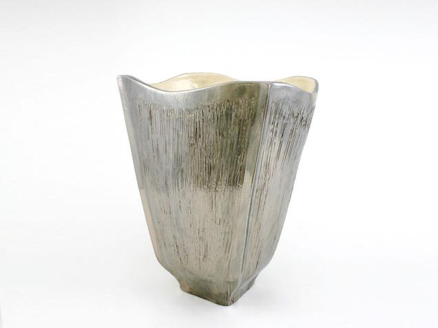 Scrafito Vase