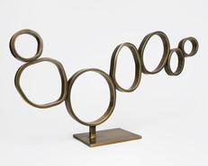 Hoop sculpture